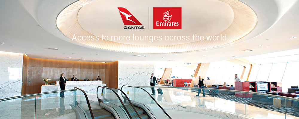 Access to more lounges across the world