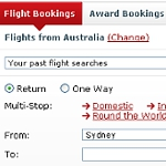 Points plus pay booking page