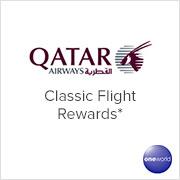 Qatar - Classic Flight Rewards