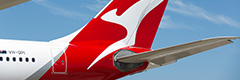 Flying Qantas