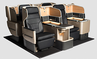 Image result for Qantas A330 Business Suite