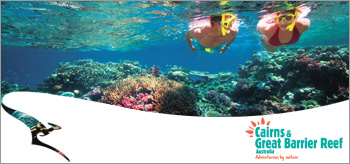 Just how Great is the Barrier Reef. See for yourself.