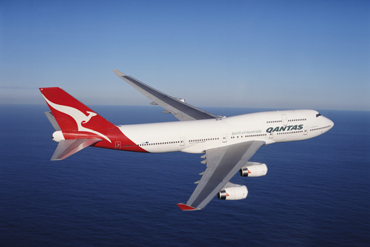 our fleet qantas