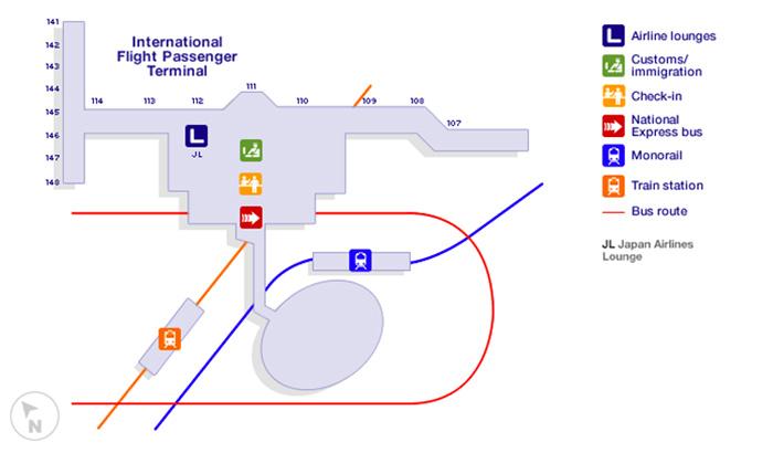 Tokyo (Haneda) International Airport Guide | Qantas