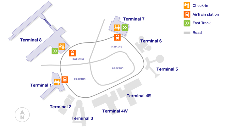 New York (JFK) International Airport Guide | Qantas