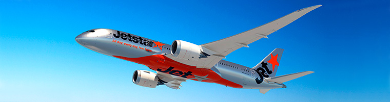 Earning Points with Qantas and Jetstar