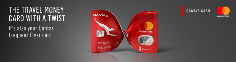 theres a better way to carry your travel money - Mastercard Travel Card