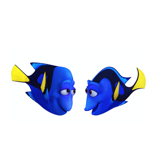 Finding Nemo Characters Mr Ray Disney Finding Dory | ...